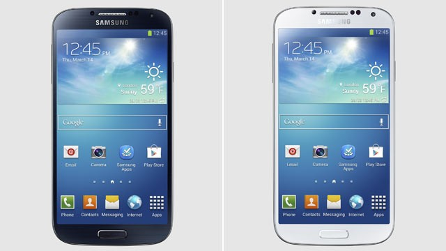 A Potential iPhone 5 Killer- Samsung Galaxy S 4