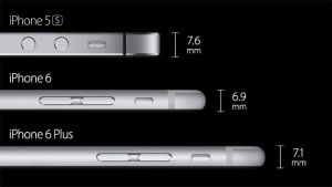 thinner iPhone 6