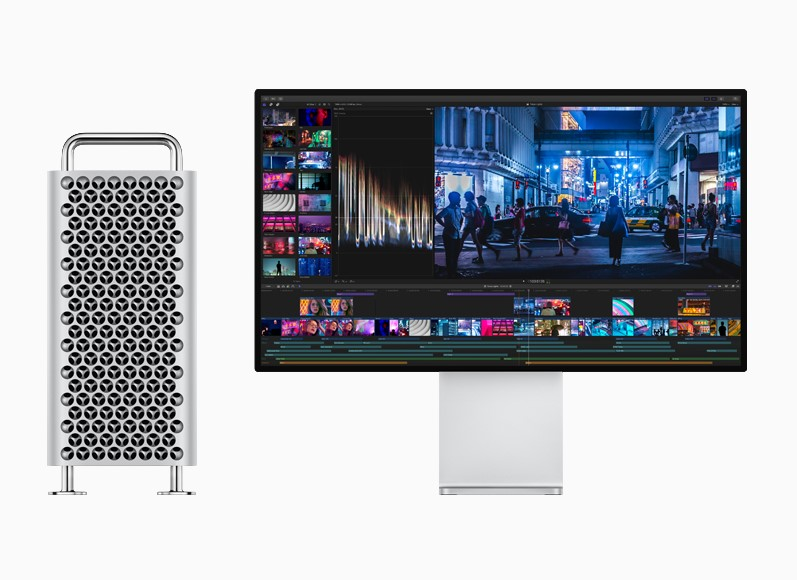Mac Pro features incredible Retina 6K display